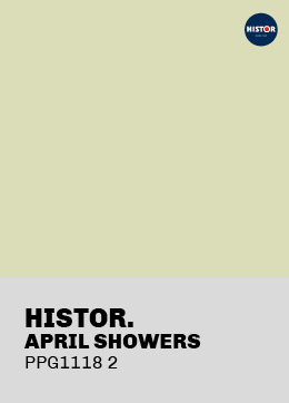 Histor April Showers PPG11182