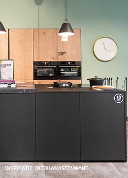 Inspiratie voor een inbouwkastenwand in je Trendhopper keuken