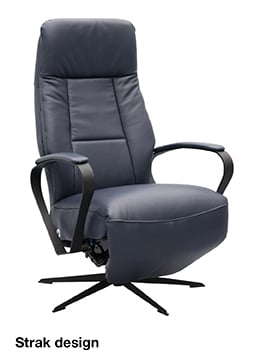 Budget Home Store relaxfauteuil in strak design