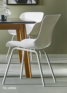 eetkamerstoel Joren minimalistisch interieur trendhopper