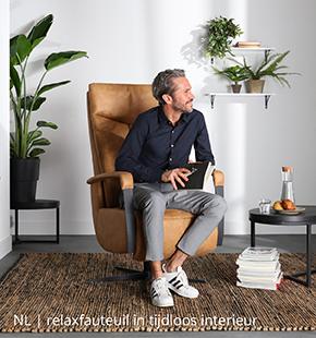 NLwoont relaxfauteuil in tijdloos interieur