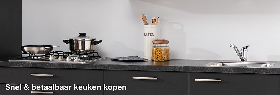 Inspiratie keuken kopen bij Budget Home Store