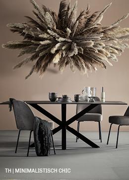 minimalistisch chic interieur van trendhopper