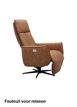 Relaxen in een fauteuil van Budget Home Store
