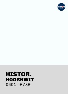 Histor Hoornwit 0601R78B