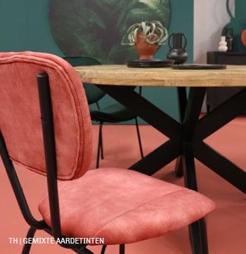 Inspiratie voor jouw thuisoase: kies aardetinten voor je interieur