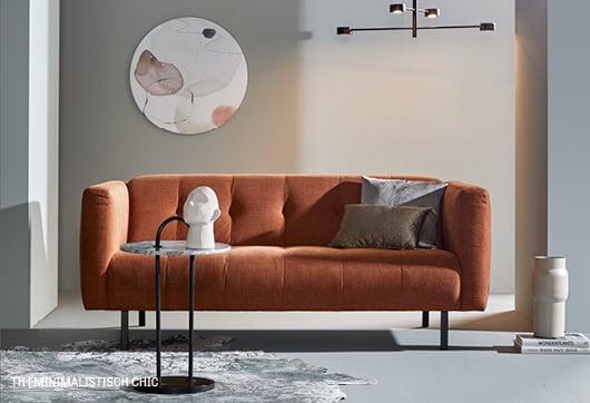inspiratie voor een chic minimalistisch interieur trendhopper