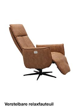 Verstelbare relaxfauteuil van Budget Home Store