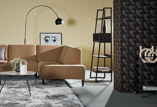 Trendhopper tip Iconische ontwerpen horen in een rustig retro interieur