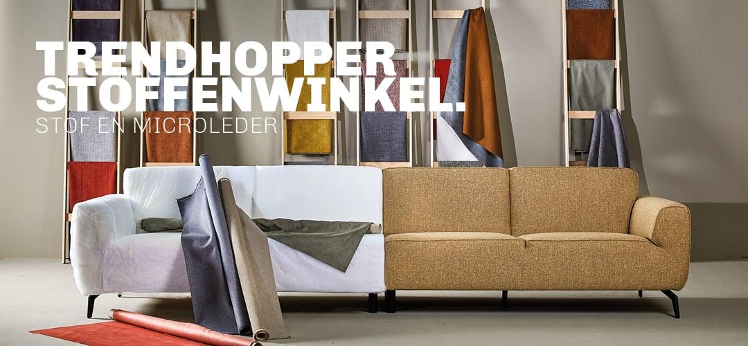 Informatie over Trendhopper stoffen en microleder voor jouw meubel