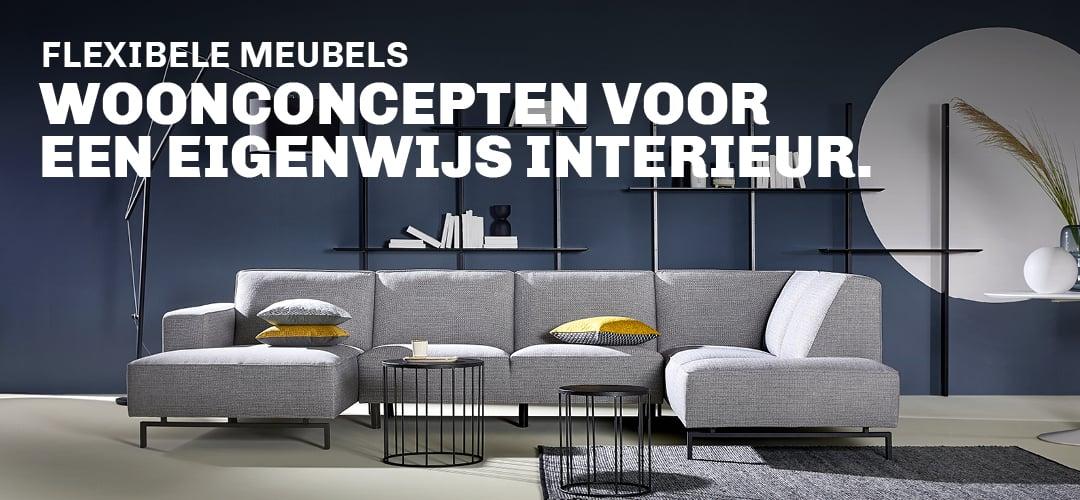 Trendhopper flexibele meubels voor je interieur