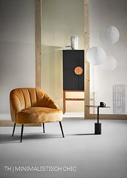 zen minimalistisch chic interieur bij Trendhopper