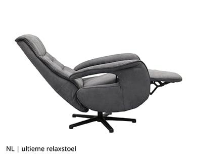Ultieme relaxstoel van NLwoont