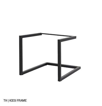 Kies een frame voor je Trendhopper eetkamerstoeldesign