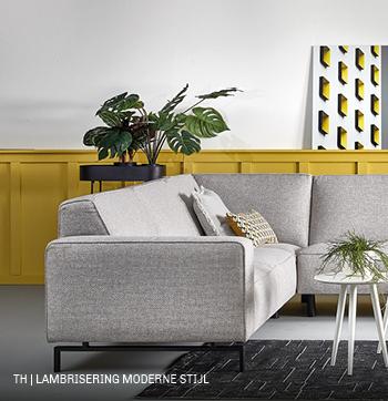DIY lambrisering in moderne stijl met deze Trendhopper DIY