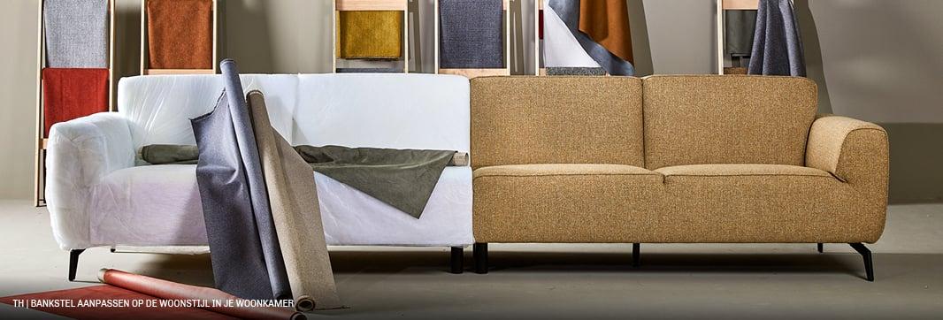 Trendhopper banken aanpassen op je woonstijl en woonkamer