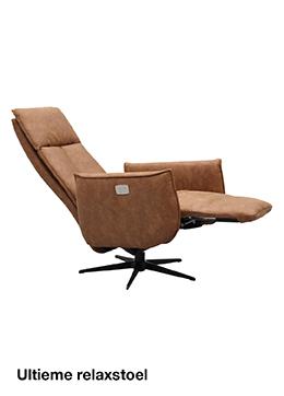 Ultiem relaxen in relaxfauteuil van Budget Home Store