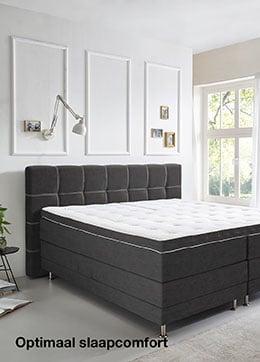 Optimaal slaapcomfort met boxspring Jersey van Budget Home Store