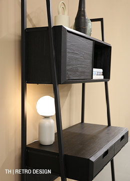 retro design in minimalistisch interieur trendhopper