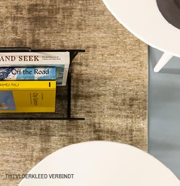 Tip van Trendhopper gebruik vloerkleed om meubels te verbinden