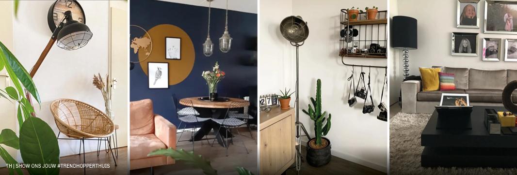 Show jouw DIY met hashtag Trendhopperthuis