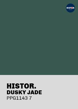 Histor Dusky Jade PPG11437