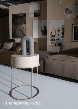 Met Trendhopper naturel pastel styling onstaat een uitgesproken stilte in je interieur