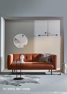 Trendhopper tip speel met vormen en maak je pastel interieur interessant