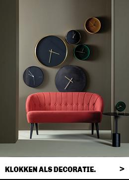 klokken als decoratie | trendhopper