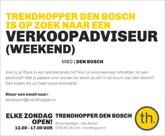 werken bij TH Den Bosch