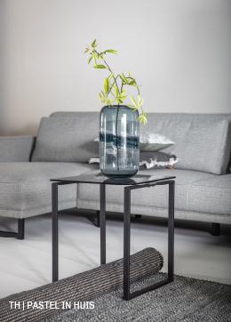 Trendhopper inspiratie: kleur in een grijs interieur met pastel