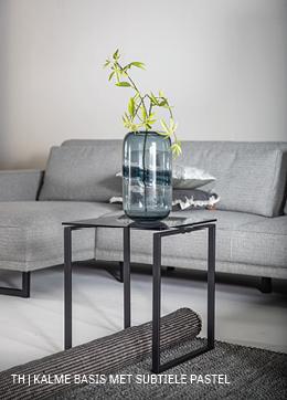 Trendhopper tip: geef een grijs interieur subtiel kleur met pastel