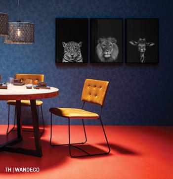 4.inspiratie voor wanddecoratie met fotos bij trendhopper