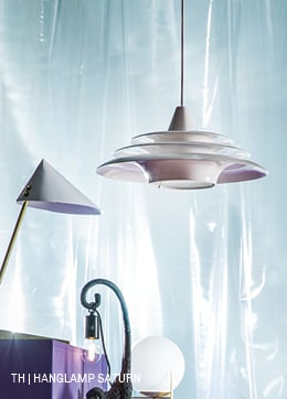 hanglamp saturn #verlichting #trendhopper #design #retro