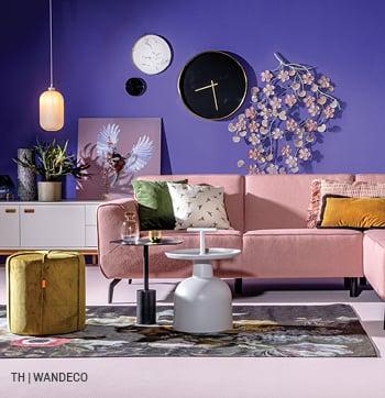 inspiratie voor wanddecoratie met diverse Vdecoratie bij trendhopper