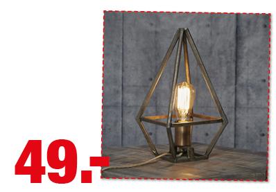 Tafellamp Oro druppel