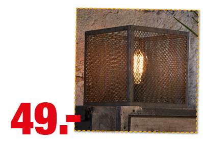 Tafellamp Gasa Vierkant