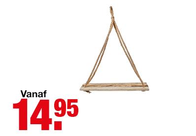 Wandplank Rope