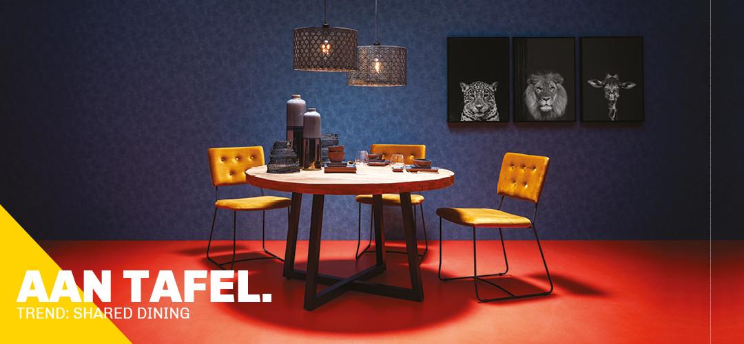 Aan tafel met Trendhopper: servies voor shared dining #trend #tafeldekken #interieur #inspiratie