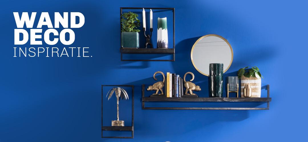 inspiratie en style tips van trendhopper:wanddecoratie #wandplanken #muurdecoratie
