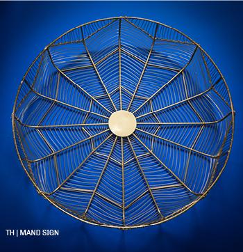 inspiratie trends tips van trendhopper: grafische patronen en glans in het lente interieur #mand #goud