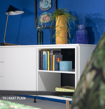 inspiratie trends tips van trendhopper jungle en botanical in het lente interieur #kast #fauteuil