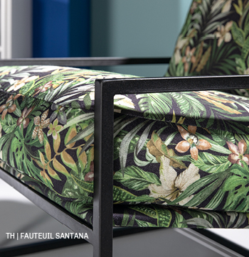 inspiratie trends tips van trendhopper: Fauteuil Santana in het lente interieur