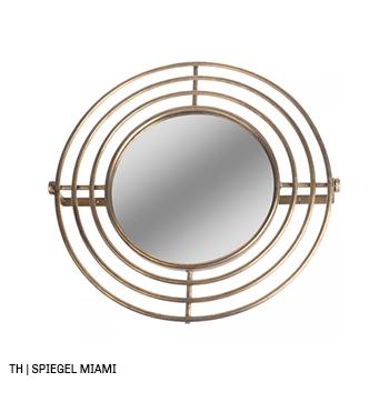 inspiratie trends tips van trendhopper: Spiegel Miami in het lente interieur