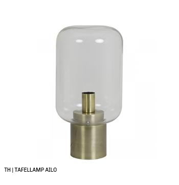 inspiratie trends tips van trendhopper: tafellamp Ailo in het lente interieur