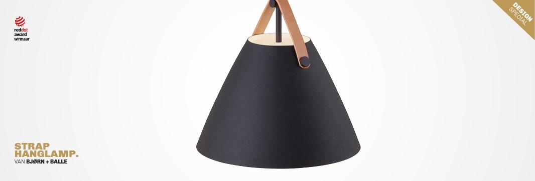 design meubels voor je interieur bij Trendhopper-hanglamp-strap-bjorn-balle