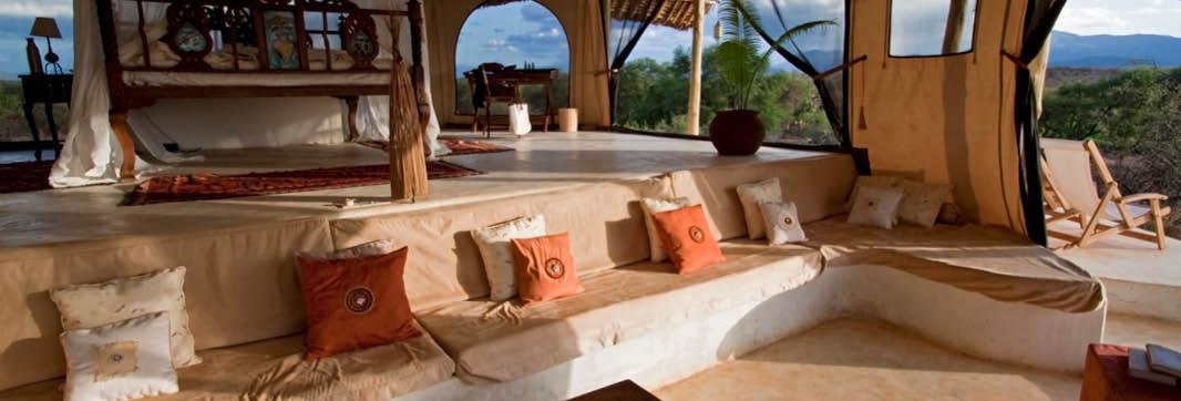 Een stukje afrika thuis