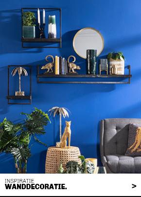 inspiratie en style tips van trendhopper wanddecoratie #wandplanken #muurdecoratie